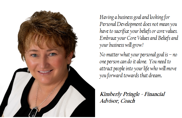 Kimbelry Pringle - Branding